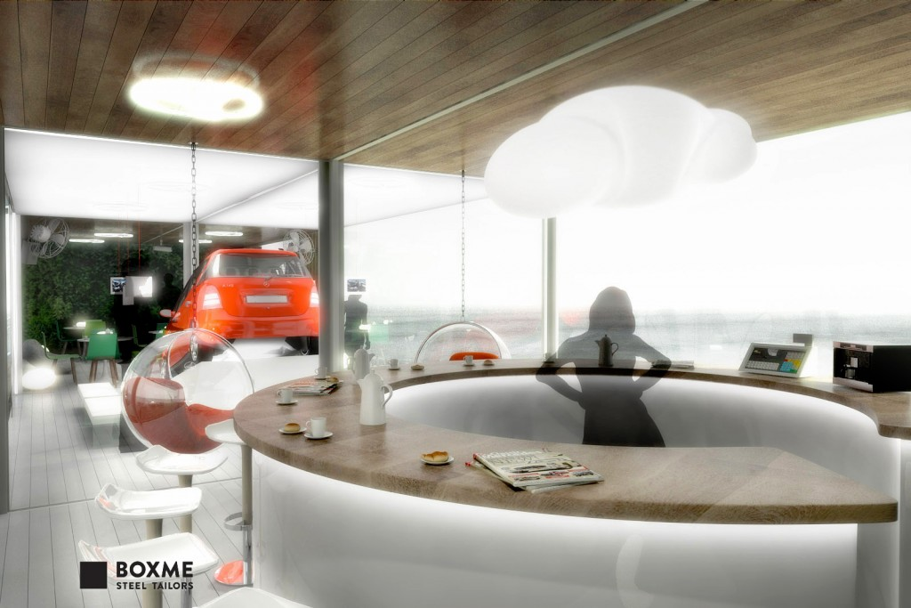 BOXME_containers_Mercedes_showroom-6