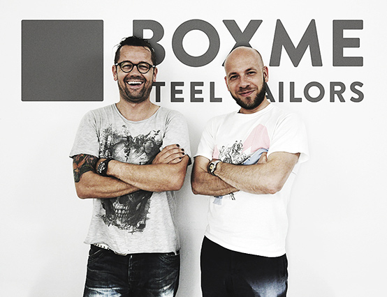 BOXME containers team