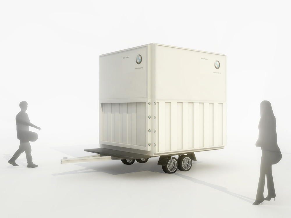 BOXME_Steel_Tailors_mobile_promo_stand_for_BMW_1